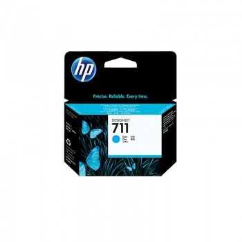 Cartouche Original HP 711 Cyan
