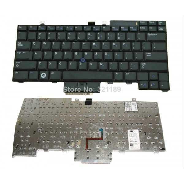 Clavier Dell Latitude E6400 E6500 Series