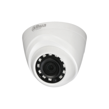 Caméra Dome 1MP HDCVI Plastique IR 20m
