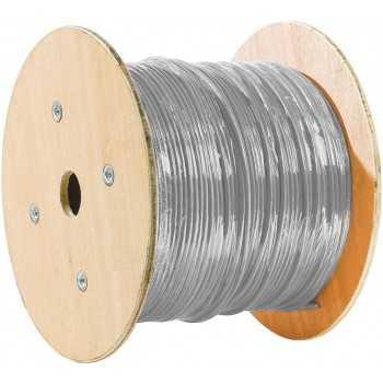 Bobine Câble JTL F/UTP Catégorie 6 PVC B-500 Gris (500m)