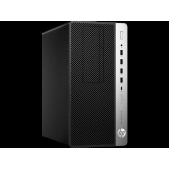 """Pc Bureau HP ProDesk 600 G3 MT / i5 6ème Gén / 8Go / 1To (Avec Ecran 20"""")"""
