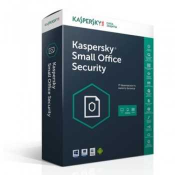 Kaspersky Small Office Security 6.0 / 10 Postes + 1 Serveur