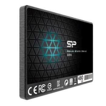 Disque Dur SSD Silicon Power Slim S55 240Go