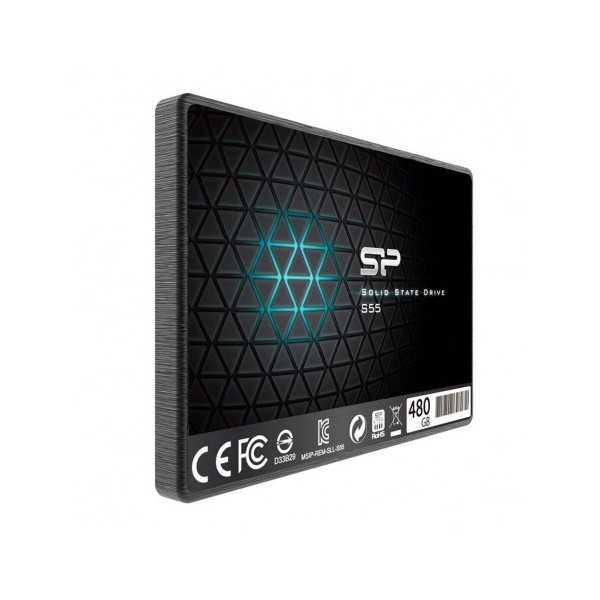 Disque Dur SSD Silicon Power Slim S55 240Go