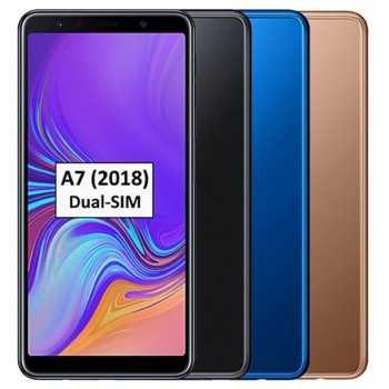 Smartphone Samsung Galaxy A7 2018 4G (SM-A750FN)