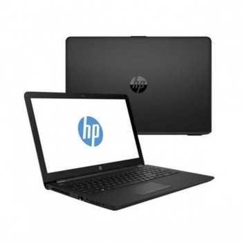 PC Portable HP 15-da0007nk / i3 7ème Gén / 4Go / 1To (Noir)