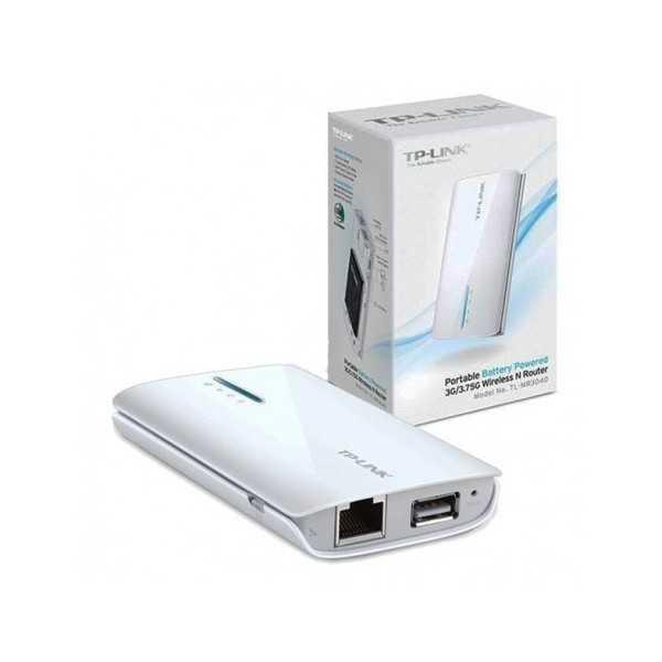 Routeur Sans Fil 3G/4G TP-Link TL-MR3040