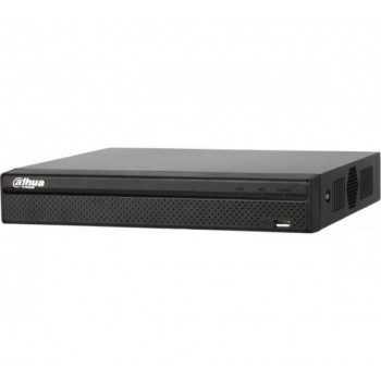 NVR de 8 Canaux Compact 1U 8PoE 4K & H.265 Lite