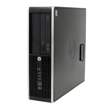 PC Bureau HP Compaq 6300 Pro / i3 3ème Gén / 4Go / 250Go
