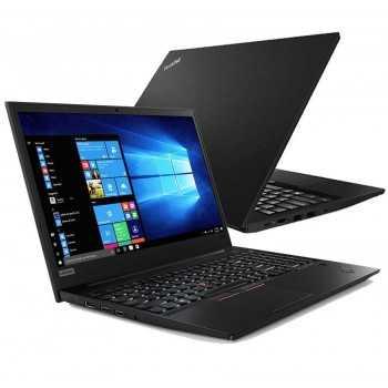 PC Portable Lenovo ThinkPad E580 / i7 8ème Gén / 8Go / 1To