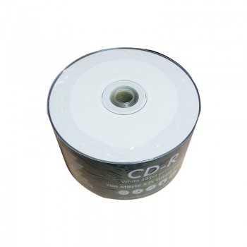 Bobine 50x CD-R Imprimable ZZ-MEDIA