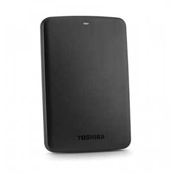 "Disque Dur Externe 1To Toshiba Canvio Basic 2.5"" USB 3.0"