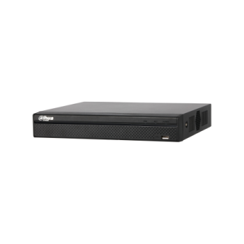 NVR de 4 Canaux Compact 1U 4PoE Lite