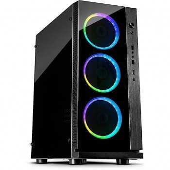 Boitier INTER-TECH W-III RGB