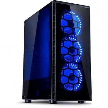 Boitier INTER-TECH CXC2 Blue
