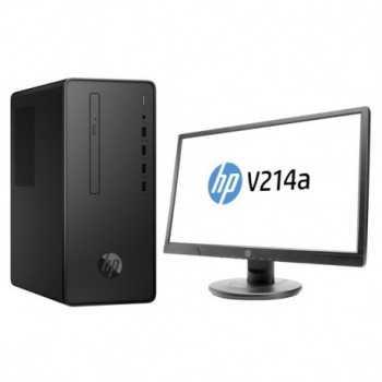 """PC Bureau HP Pro G2 / i3 8ème Gén / 4Go / 1To (Avec Ecran 20.7"""")"""