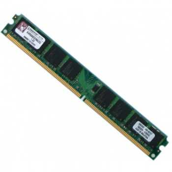 Barrette Mémoire 2Go DDR2 800MHz