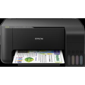 Imprimante Epson Ecotank L3110 Multifonction 3 en 1 à Réservoir Rechargeable