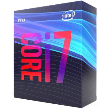Processeur Coffee Lake Intel Core I7 9éme Génération i7-9700K (3.0 GHz / 4.7 GHz)