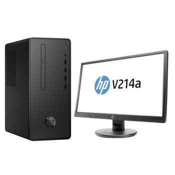 "PC Bureau HP Pro G2 / Dual Core / 4Go / 500Go (avec Ecran 20.7"")"