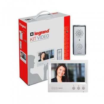 "Kit Videophone LEGRAND 369580 7"" / 4fils"