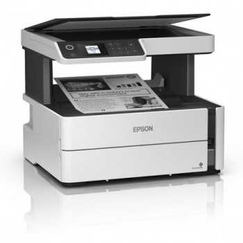 Imprimante Multifonction Jet d'encre EPSON ECOTANK ET-M2140 3en1 Monochrome
