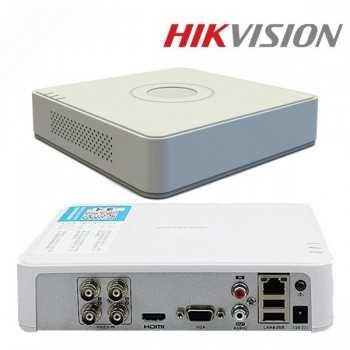 Enregistreur Vidéo DVR HIKVISION 4 Canaux (DS-7104HQHI-K1)