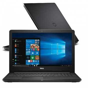 INSPIRON 3567 i3-7020U 4GB 1 TO NOIR