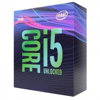 PROCESSEUR INTEL CORE I5-9600K (3.7 GHZ / 4.6 GHZ)