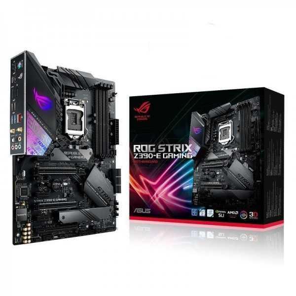 CARTE MÈRE ASUS ROG STRIX Z390-E GAMING DDR4 ATX