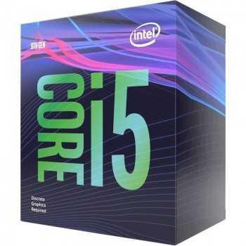 PROCESSEUR INTEL I5-9400F (2.9 GHZ / 4.1 GHZ)
