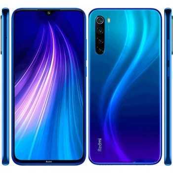 Smartphone XIAOMI Redmi Note 8 64G - Bleu