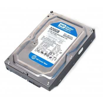 "Disque Dur Interne 2.5"" Western Digital 320 Go"