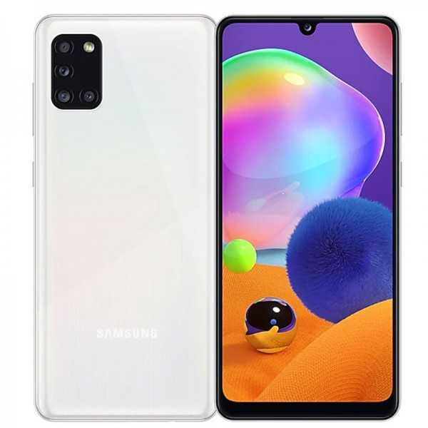 Smartphone SAMSUNG Galaxy A31 Noir (SM-A315)