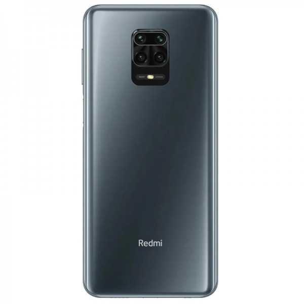 Smartphone XIAOMI Redmi Note 9S Interstellar- Gris