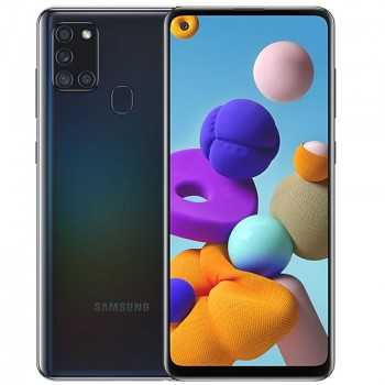 Smartphone SAMSUNG Galaxy A21S Noir (SM-A21S)