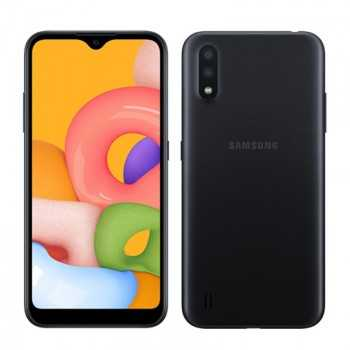 Smartphone SAMSUNG Galaxy A01 Noir (SM-A015)