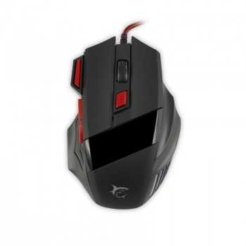 SOURIS GAMING WHITE SHARK GM-1606 MARCUS NOIR / 4800 DPI