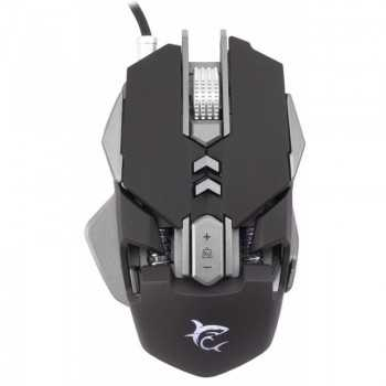 Souris Gamer WHITE SHARK GM-5001 Zulu - Blanc
