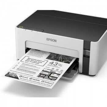 Imprimante EPSON ECOTANK ET-M1100 Monochrome (C11CG95404)