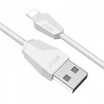 CÂBLE USB POUR IPHONE GOLF GC-27M 1M