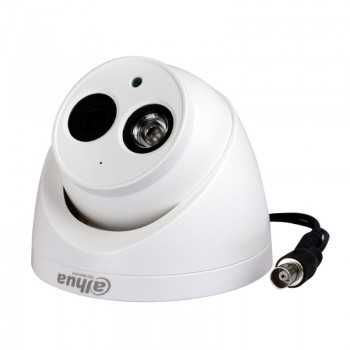 Caméra dôme DAHUA IR HDCVI étanche 1Mp HAC-HDW1100E