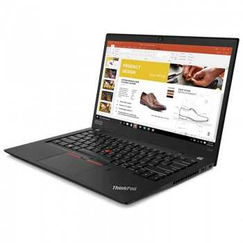 PC Portable LENOVO THINKPAD T490S i7 8GO 512Go SSD (20NX000HFE)