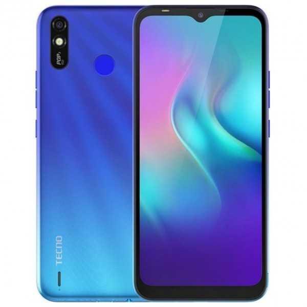 Smartphone TECNO POP 4 DAWN BLUE