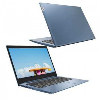 PC Portable LENOVO IdeaPad Slim Dual-Core 4Go 256Go SSD Bleu (81VS0065FG)