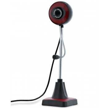 Webcam USB flexible + Micro pour PC Ordinateur Portable