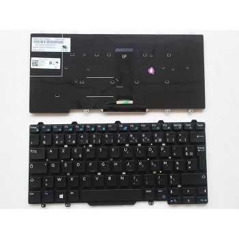 Clavier pour Dell Latitude 5480 5488 7480
