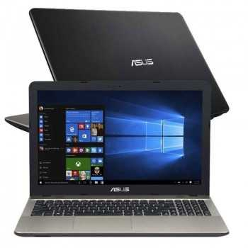 PC Portable ASUS X540BA Dual Core 4Go 1To - Noir (X540BA-NR530T)