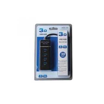 USB 3.0 HUB AVEC 4 Ports 30cm