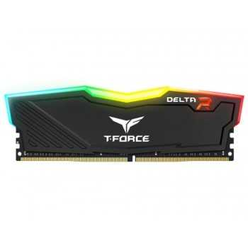 BARRETTE MÉMOIRE TEAM GROUP DELTA RGB 8GB DDR4 2666 MHZ